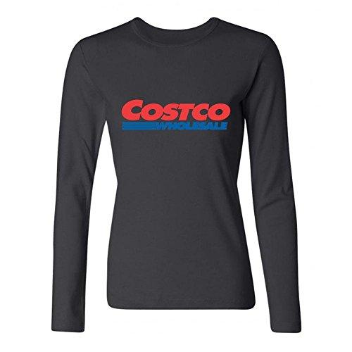 chengxingda-womens-costco-wholesale-logo-long-sleeve-t-shirt-size-m