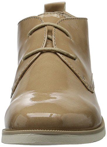 Marco Tozzi 25119, Botas Desert Mujer Beige (Candy 535)