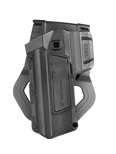 ReCover Tactical HC11 Universal Accessory Holster for the CC3H & CC3P Grip and Rail System (Passive Retention, Right)