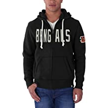 NFL Men's '47 Brand Cross-Check Full Zip Hood