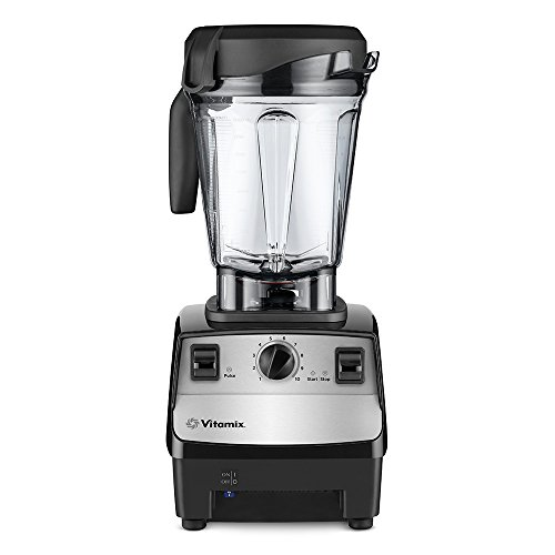 Vitamix 5300 Blender, Black (Certified Refurbished) by Vitamix (Image #1)