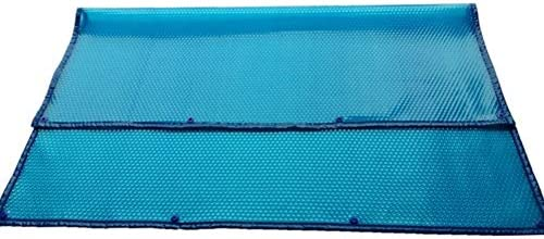 プールカバー テーピングされたエッジのあるプールカバーを漕ぐ、スイミングプールの家庭用浴槽用に浮かぶソーラープールフィルム、断熱太陽熱暖房 (Size : 2m × 7m(6ft×23ft))