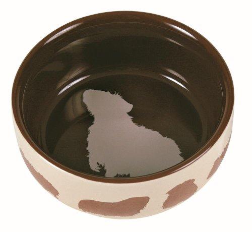 Trixie Keramiknapf mit Motiv, Meerschweinchen, 250 ml/ø 11 cm