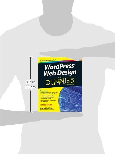 41Xjksj3x L - WordPress Web Design For Dummies