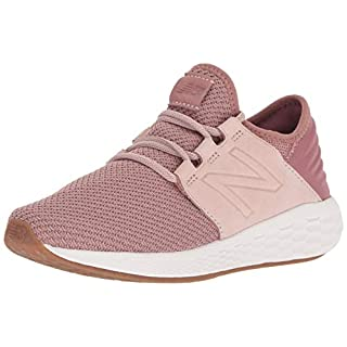 New Balance Women's Fresh Foam Cruz V2 Sneaker, Conch Shell, 11 D US