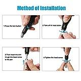 AxPower Electric Micro Engraver Pen Mini DIY Vibro