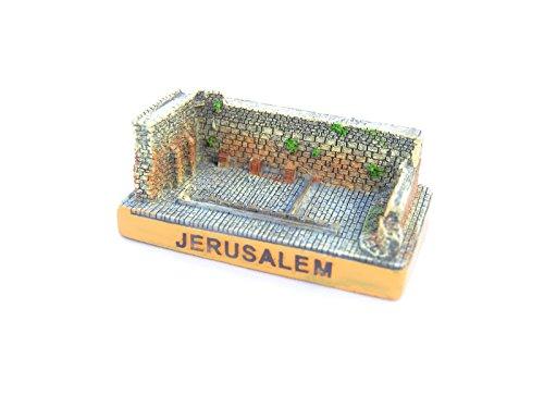 Small Model / Statue Holyland Miniature Israel Western Wall