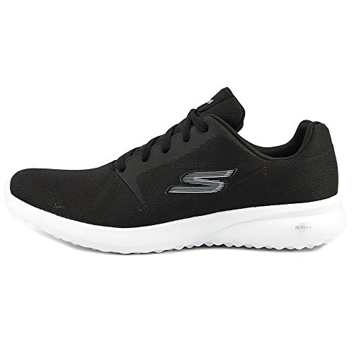 B M On 0 White The White Women's 3 Skechers City Go Walking Optimize Black Black US wqYx7P5