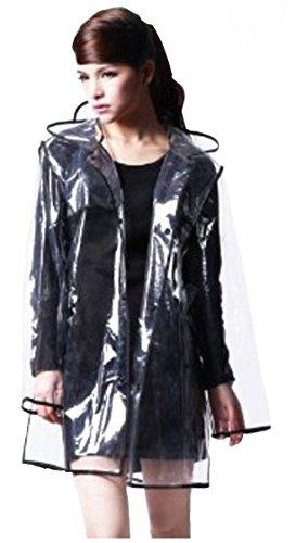 Clear Rain Coat - 7