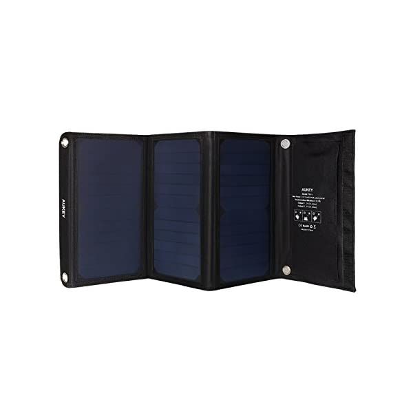 Aukey-21W-Dual-USB-Solar-Charger