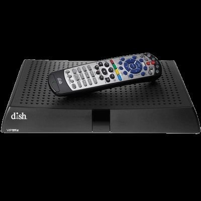 (KVH Industries 19-0866 Dish Network 211z HD Receiver)