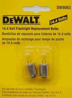 Dewalt Flashlight Bulb 14.4 V For Dewalt 14.4 V Flashlight