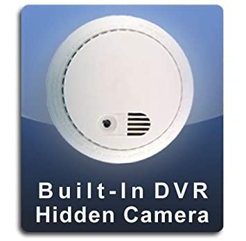 PalmVID DVR PRO Smoke Detector Hidden Camera Spy Camera with Adjustable View