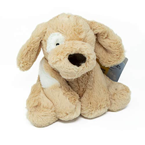Stuffed Animal Buddy - Warm Pals Microwavable Lavender Scented Plush Toy Stuffed Animal - Puppy Love