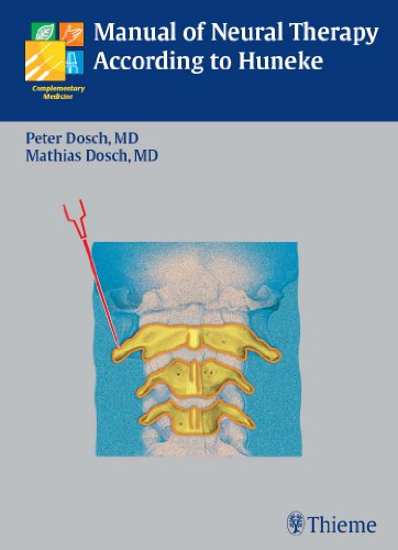 Manual of Neural Therapy According to Huneke (2nd 2007) [Dosch & Dosch]