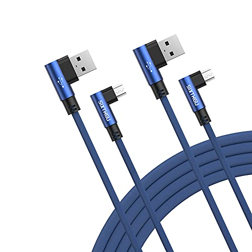Micro USB Cable Right Angle