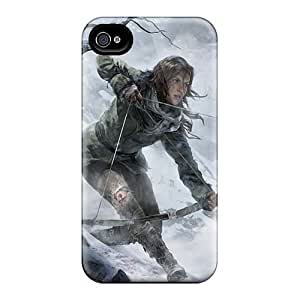 PhilHolmes Iphone 4/4s Protective Hard Phone Cases Support Personal Customs Vivid Rise Against Series [hck2859nOpE]