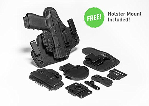Spring G17 - Alien Gear holsters ShapeShift Core Carry Pack Glock 17 (Right Handed)