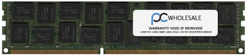 IBM Compatible 16GB PC3-14900 DDR3-1866 2Rx4 1.5v ECC Registered RDIMM (IBM PN# 00D5048)