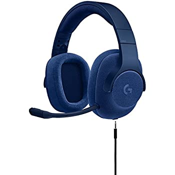 Amazon Com Logitech G433 7 1 Wired Gaming Headset With