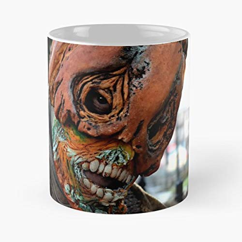 Halloween Horror Nights - Coffee Mugs,handmade Funny 11oz Mug Best Holidays Gifts For Men Women Friends. -