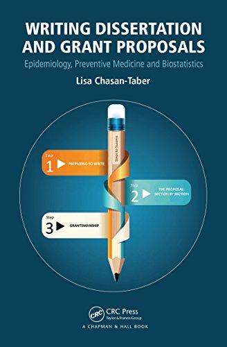 Writing Dissertation and Grant Proposals: Epidemiology, Preventive Medicine and Biostatistics Pdf