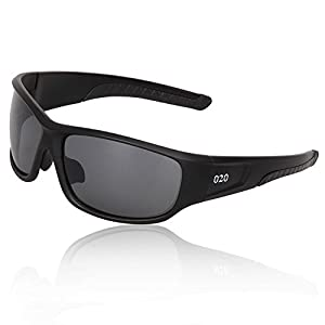 O2O Top [Polarized] Sports Sunglasses [Tr90] [Superlight Weight] Frame [Classic Design] for Men Women Teens Youth Cycling Driving Golf Fishing Hiking Running