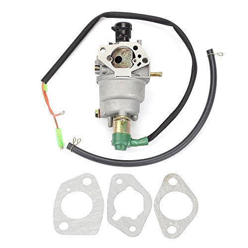 Butom Carburetor Fits Honda GX390 GX340 5KW 13HP Chinese 188F Generator with Solenoid and Gaskets