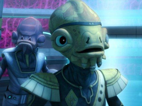 Water War (Star Wars Clone Wars Season 4)
