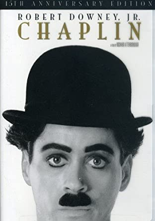 Image result for Chaplin Robert Downey Jr.""
