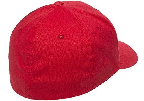 b09d4d0fdc5 Premium Original Flexfit V-Flexfit Cotton Twill Fitted Hat 5001  Large X-Large