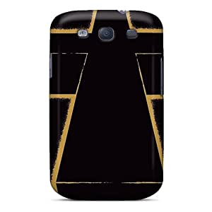 CasePete for Galaxy S3 Premium Tpu Justice Cross Protective Case