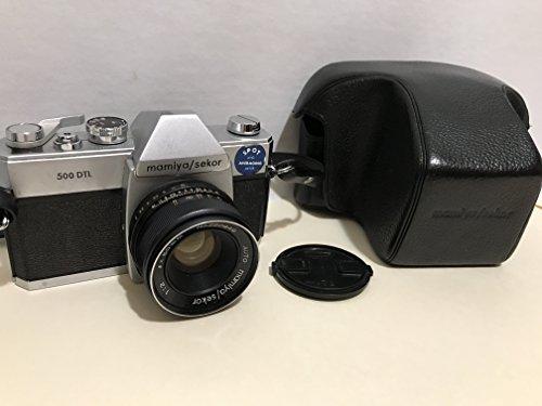 Vintage Mamiya Sekor 500 DTL 35mm SLR Camera with Lens from Mamiya Sekor