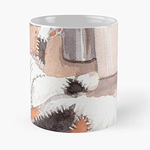 Cute Halloween October Drawlloween - Coffee Mug And Tea Cup Gift 11 Oz Best Mugs For Choose]()