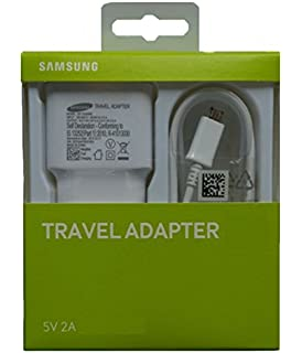 Samsung TA13 Charger  White  Mobile Phone Wall Chargers