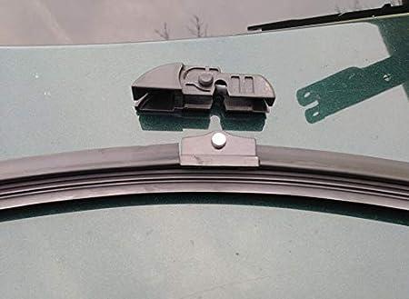 192 Bj 07.05-12.07 350 mm KOMPLETTSATZ VORNE JURMANN VISION+ AERO SCHEIBENWISCHER 550//475 HINTEN WISCHBL/ÄTTER Stilo Multi Wagon