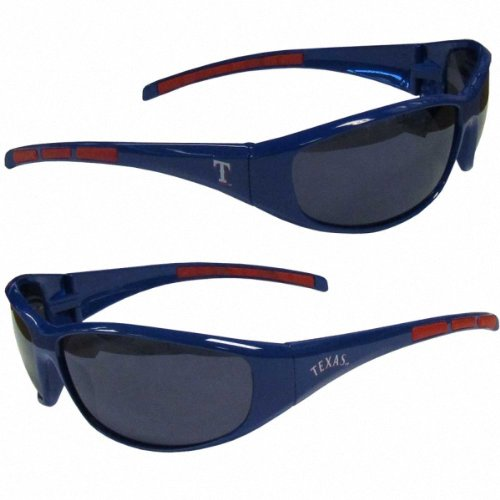 Texas Rangers Sunglasses UV 400 Protection MLB Licensed - Texas Rangers Sunglasses