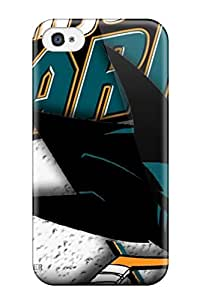 David Jose Barton's Shop Discount san jose sharks hockey nhl (47) NHL Sports & Colleges fashionable iPhone 4/4s cases 9416671K813969023