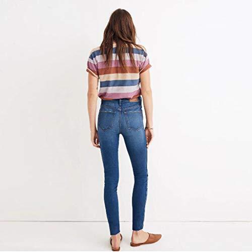 Blu Jeans Relax Jeans Gnyd Relax Gnyd Donna xnvBwFq0Y