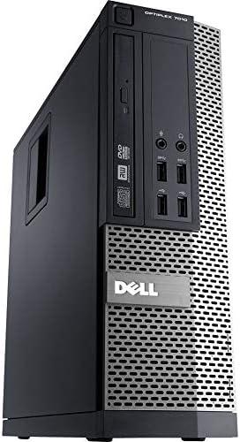 Dell Optiplex 990 Small Form Factor Desktop Quadcore - Speedy i7 3.4 GHz CPU (2nd Gen) - 8GB RAM - Ultra Fast 240GB SSD - Windows 10 Professional (Renewed)