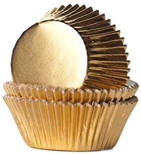 PME BC717 Pirottini per Cupcake e Muffin Piccoli Carta 45 unit/à Multicolore