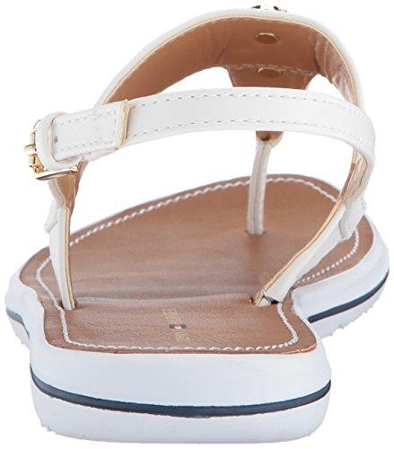 69c2f7d6fed9e6 Tommy Hilfiger Women s Galiant Flat Sandal