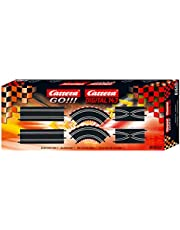 Carrera 61600 GO!!! Extension Set 1 Add On Parts Includes Straights Curves Lane Change Sections