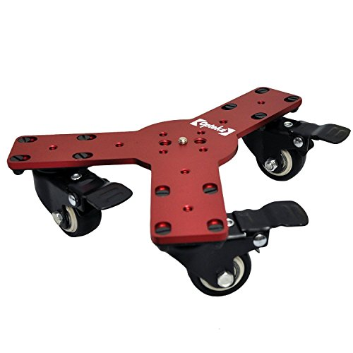 Opteka Y-BOARD Tri-Wheel Video Stabilization Table Dolly System for DSLR Cameras & - Flex Pico Kit Dolly