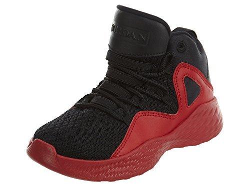 JORDAN Kids Formula 23 BP Shoes Black Black Gym Red Size 12 by Jordan