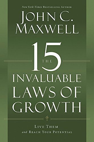 The 15 Invaluable Laws of Growth: Live Them and Reach Your - County In Orange Best Mall