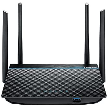ASUS RT-ACRH13 Dual-Band 2x2 AC1300 Wifi 4-port Gigabit Router with USB 3.0