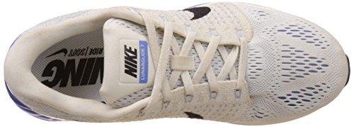 Nike Women's Lunarglide 7 Training Running Shoes Blue (Sail/Black/Chalk Blue/Pr Pltnm) dpUwgt