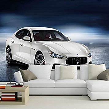 Buy Custom Any Size Car Posters Magazine Sports Cars Mural Wallpaper