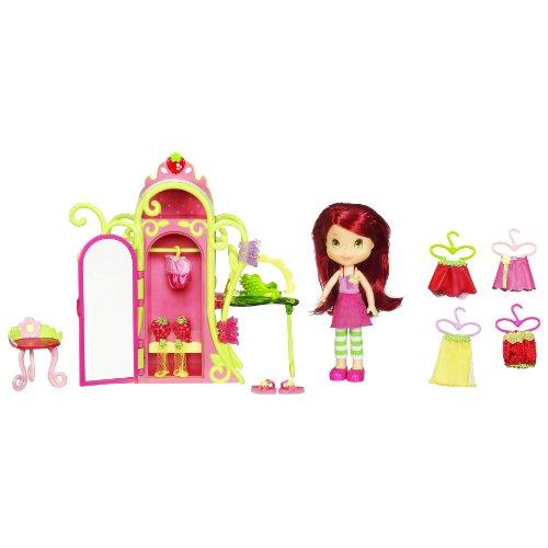 Strawberry Shortcake Berry Sweet Styles - Strawberry Doll Shortcake Clothes